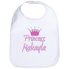 Princess Makayla Bib