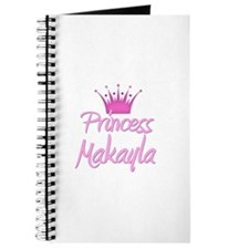 Princess Makayla Journal