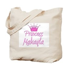 Princess Makayla Tote Bag