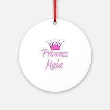 Princess Maia Ornament (Round)