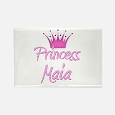 Princess Maia Rectangle Magnet