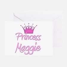Princess Maggie Greeting Card