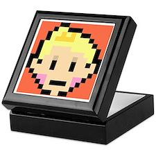 Cute Starman Keepsake Box