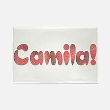 Camila! Design #178 Rectangle Magnet