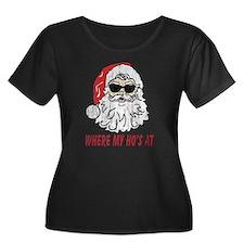 Were My Ho's At ? Santa T