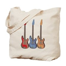 Guitars Tote Bag