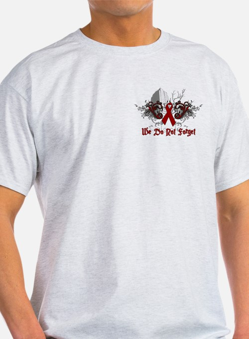 We Do Not Forget-AIDS T-Shirt