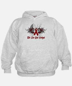 We Do Not Forget-AIDS Hoodie
