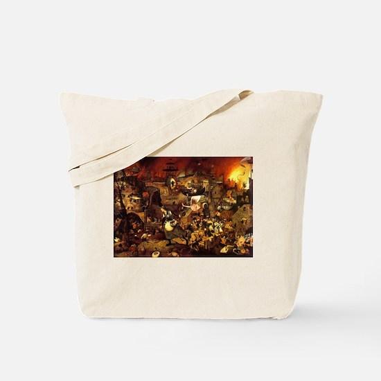 Mad Meg Tote Bag