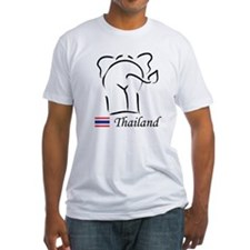 Cute Thai Elephant Thailand Shirt
