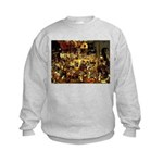 Carnival and Lent Kids Sweatshirt