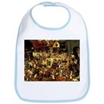 Carnival and Lent Bib