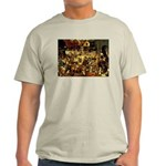 Carnival and Lent Light T-Shirt
