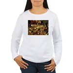 Carnival and Lent Women's Long Sleeve T-Shirt