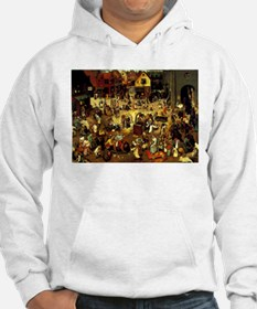 Carnival and Lent Hoodie