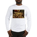 Carnival and Lent Long Sleeve T-Shirt