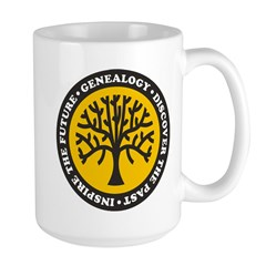Discover The Past Mug