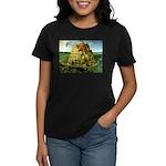 Babel Women's Dark T-Shirt