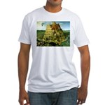 Babel Fitted T-Shirt