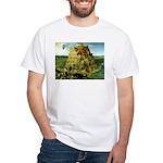 Babel White T-Shirt