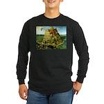 Babel Long Sleeve Dark T-Shirt