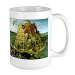 Babel Large Mug