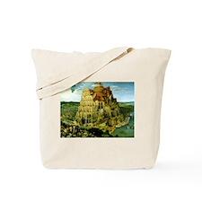 Babel Tote Bag
