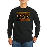 Staal Long Sleeve Dark T-Shirt