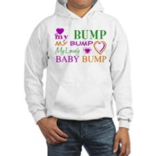 My Lovely Baby Bump Hoodie