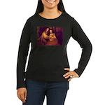 Jewish Bride Women's Long Sleeve Dark T-Shirt