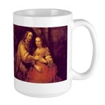 Jewish Bride Large Mug