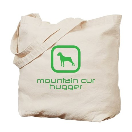 Mountain Cur Tote Bag