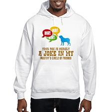 Mastiff Jumper Hoody