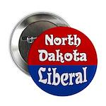 North Dakota Liberal Button