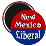 New Mexico Liberal Magnet