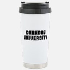 University Stainless Steel Travel Mug