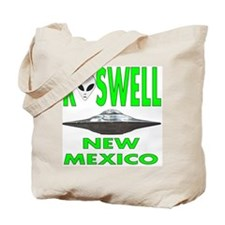 'Roswell New Mexico' Tote Bag