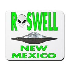 'Roswell New Mexico' Mousepad