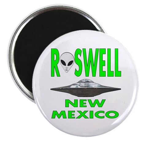 'Roswell New Mexico' Magnet