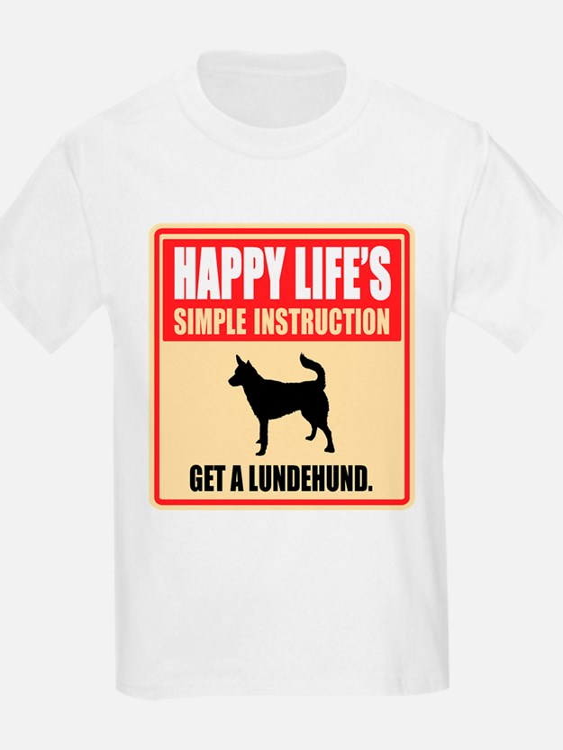 Norwegian Lundehund T-Shirt