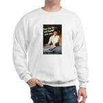 Be A Nurse (Front) Sweatshirt