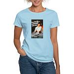 Be A Nurse (Front) Women's Light T-Shirt