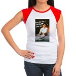 Be A Nurse Women's Cap Sleeve T-Shirt