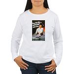 Be A Nurse (Front) Women's Long Sleeve T-Shirt