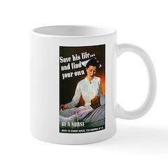 Be A Nurse Mug