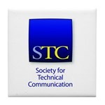 STC New Logo Tile Coaster