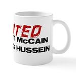 I wanted McCain! Mug