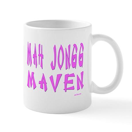 MAH JONG MAVEN Mug