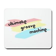 Groove Machine Mousepad