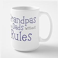 Grandpas Large Mug